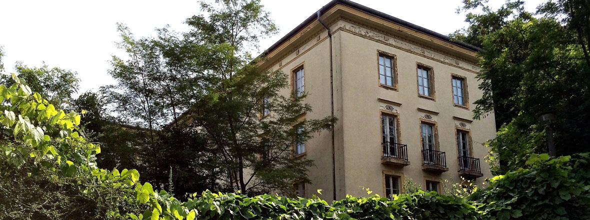 Campus-Internatsgeb